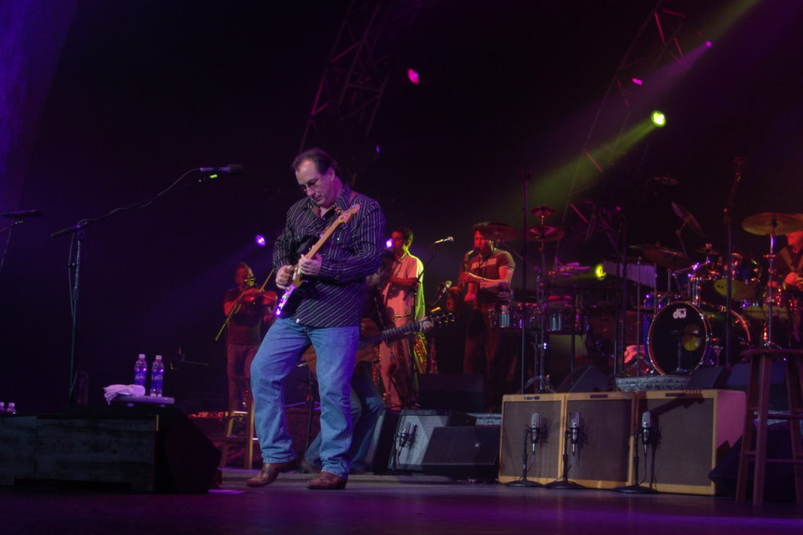 Jim Messina & his band