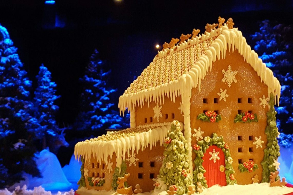 14th Annual Gingerbread Spectacular!