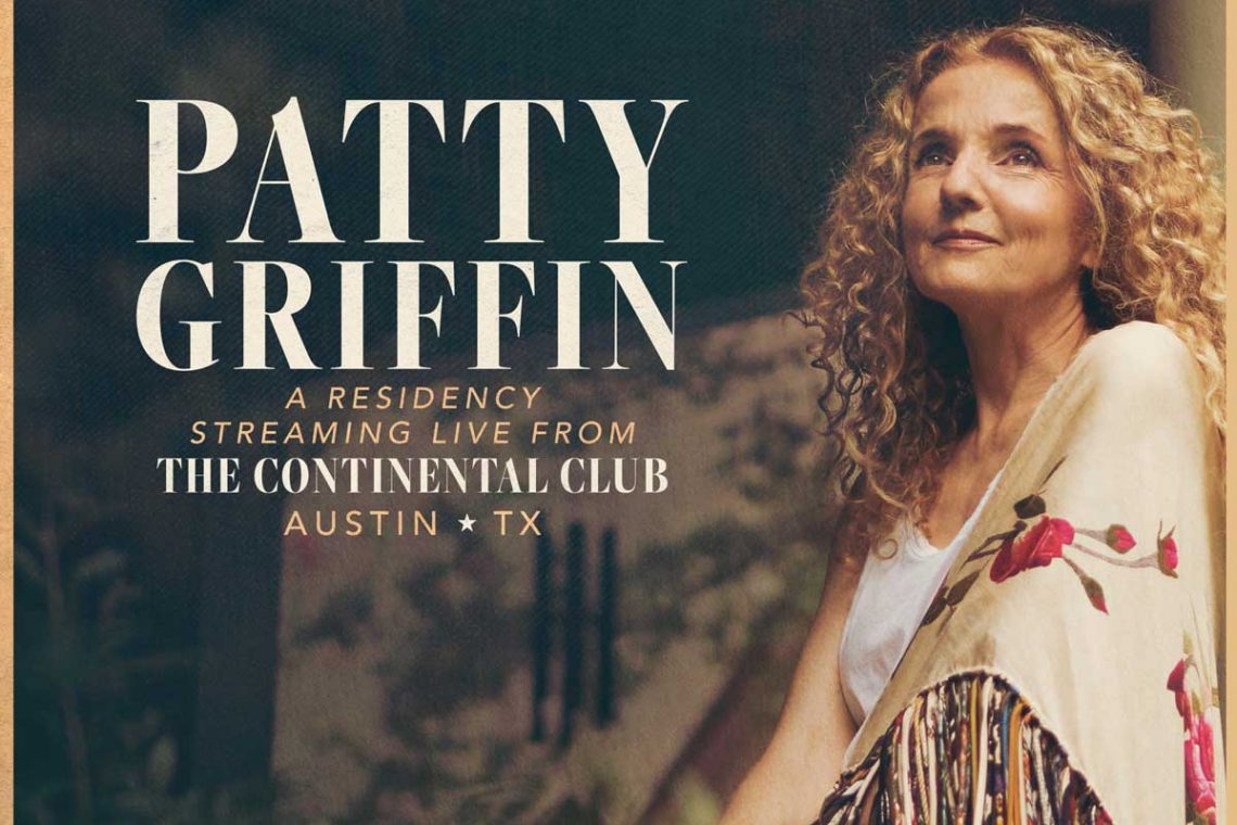 Patty Griffin – Live from The Continental in Austin Texas